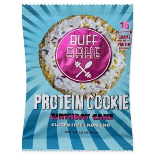 Buff Bake 2.82 oz. Protein Cookie in Birthday Cake