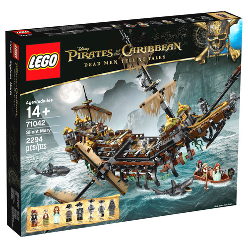LEGO Disney's Pirates of the Caribbean - Silent Mary #71042