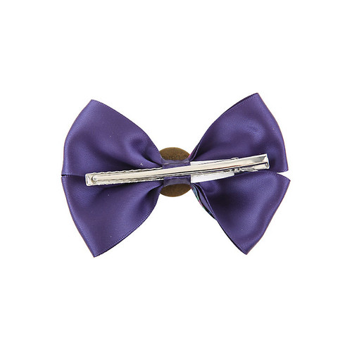 Disney Beauty And The Beast Stained Glass Hair Bow