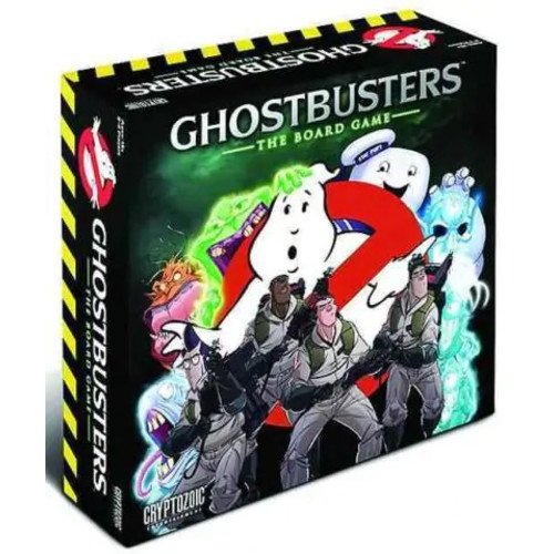 Ghostbusters: The Board Game (Game)