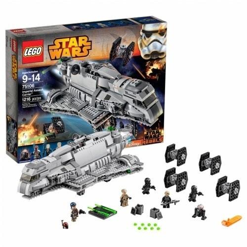 LEGO(R) Star Wars(TM) Imperial Assault Carrier (75016)