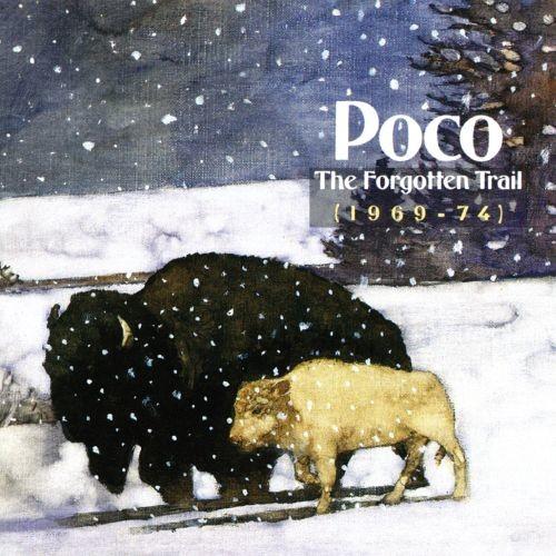 The Forgotten Trail (1969-1974) [CD]