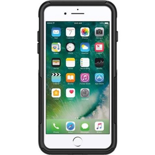 Otterbox Commuter Case for iPhone 8 Plus, Black