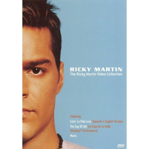 Ricky martin video collection (DVD)