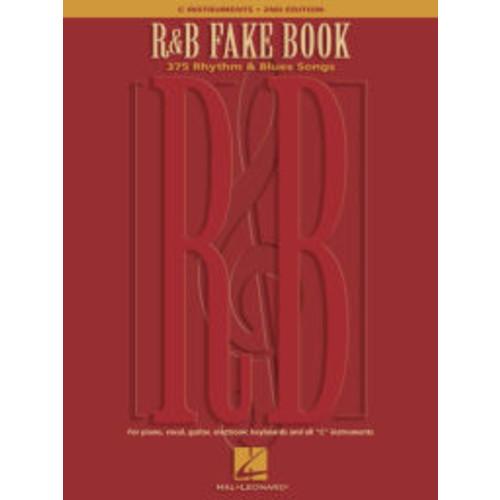 R&B Fake Book: 375 Rhythm & Blues Songs