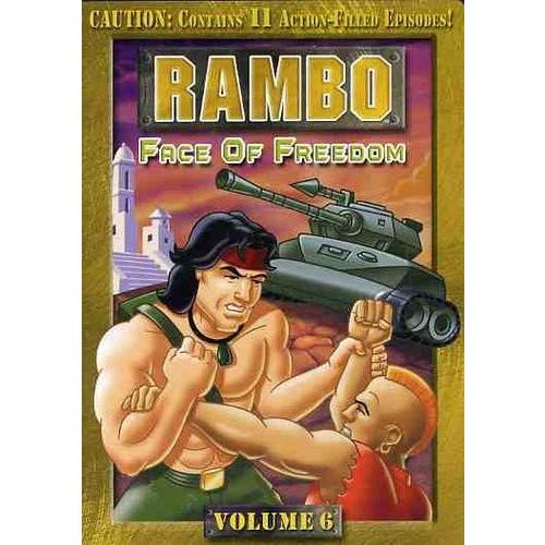 Rambo: Face of Freedom