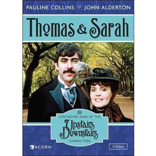 Thomas & Sarah [4 Discs] [DVD]