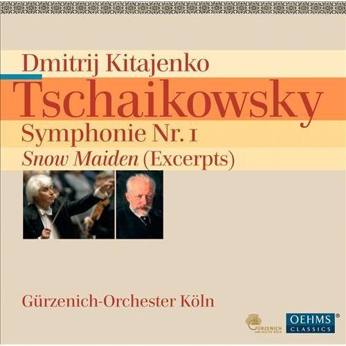 Symphony No. 1: Snow Maiden (Hybr) - CD