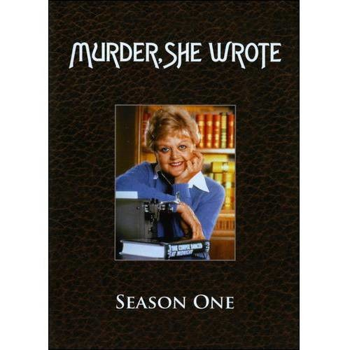 Murder, She Wrote: Season One [6 discs] (Boxed Set) (DVD)