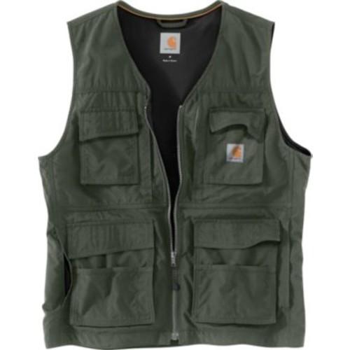 Carhartt Men's Briscoe Vest  Regular