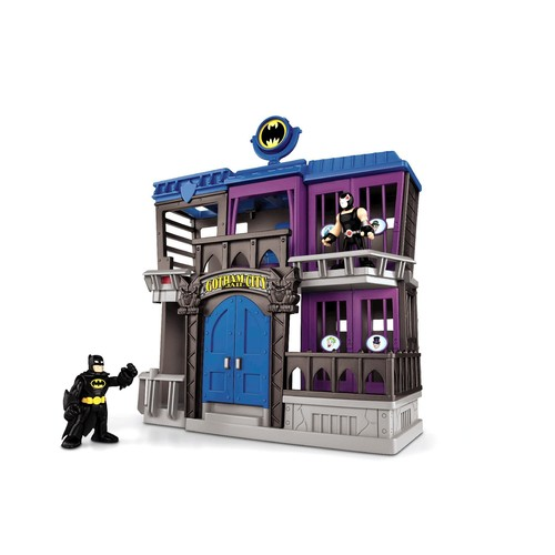 Imaginext DC Super Friends Playset - Gotham City Jail