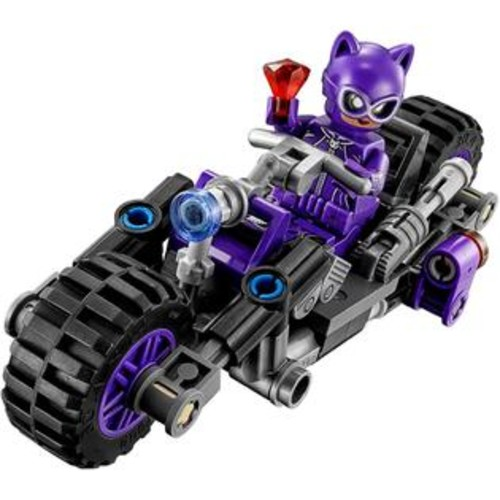 LEGO: Batman The Movie: Catwoman Catcycle Chase