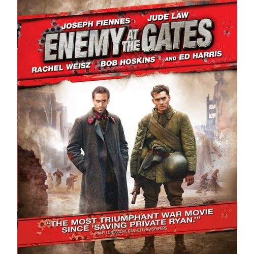 Enemy at the Gates [Blu-ray] [2001]