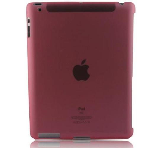 Urbano Design Smart Cover Companion Acrylic Skin for iPad 2, Pink UD-SKSC06A