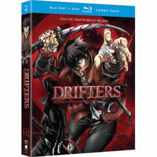 Drifters: The Complete Series [Blu-Ray] [DVD]