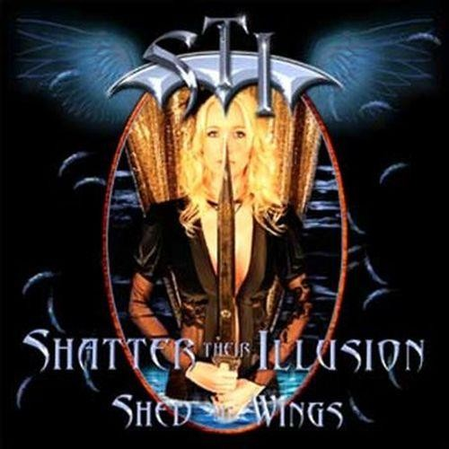 Shed My Wings [CD]