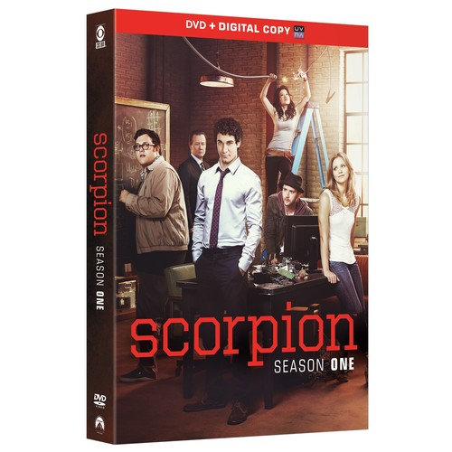 Scorpion: Season One (DVD)