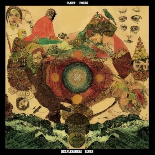 Fleet Foxes - Helplessness Blues (CD)
