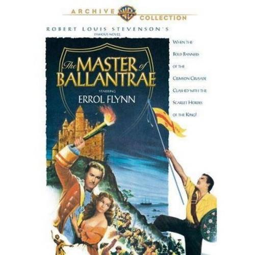 The Master of Ballantrae [DVD] [1953]