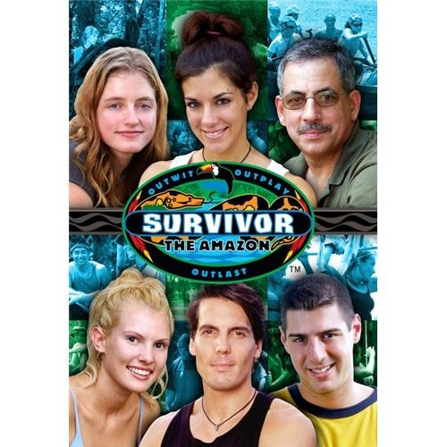 Survivor Season VI -Amazon