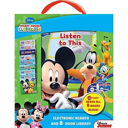 ME Reader Jr. La Casa De Mickey Mouse