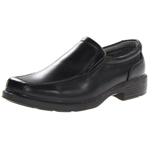 Deer Stags Men's Greenpoint Slip-On Loafer [Black, 7.5 D(M) US]