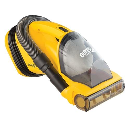 Eureka EasyClean Corded Hand-Held Vacuum, 71B [Sunflower Yellow]