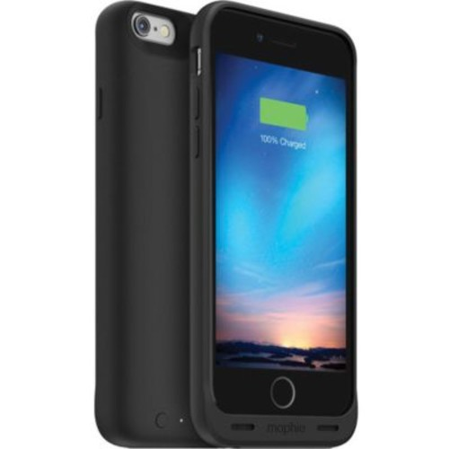 Mophie Juice Pack Reserve Battery Case for iPhone 6/6s, Black