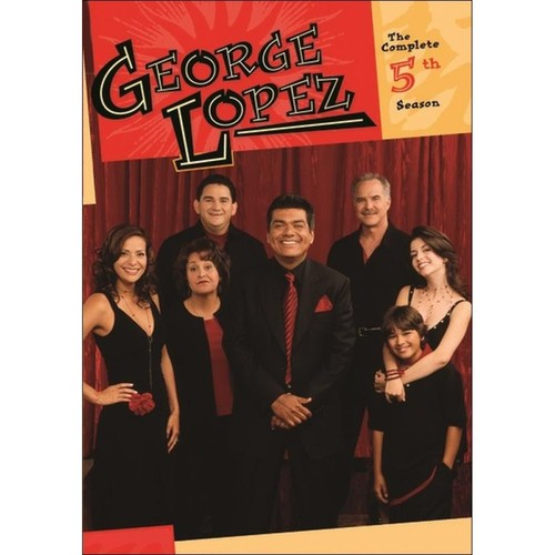 The George Lopez Show: The Complete Fifth Season [3 Discs] [DVD]