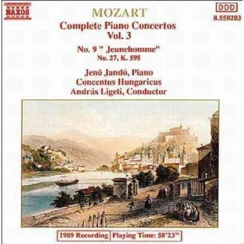 Various - Mozart: Piano Concertos Vol 3