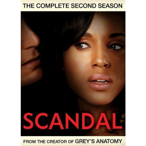 Scandal: The Complete Second Season [5 Discs]