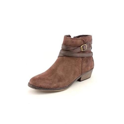 White Mountain Women's 'Jitter' Regular Suede Boots (Size 7.5 )