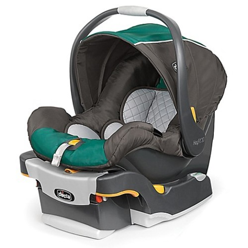 Chicco KeyFit 30 Infant Car Seat in Energy
