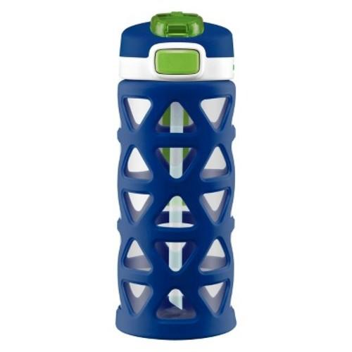 Ello Luna 16oz Tritan Water Bottle - Blue