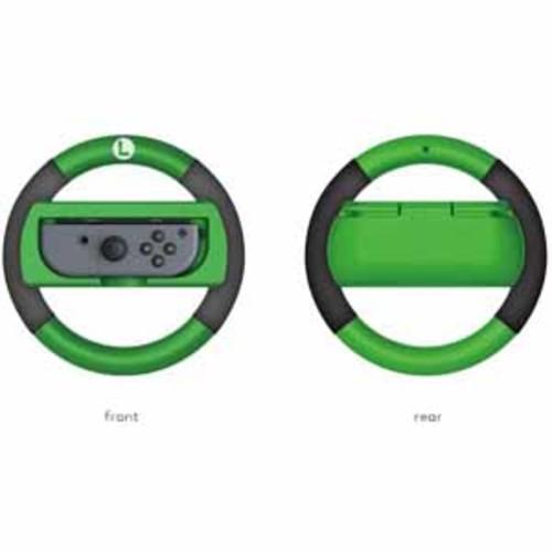 HORI Nintendo Switch Mario Kart 8 Deluxe Wheel (Luigi)