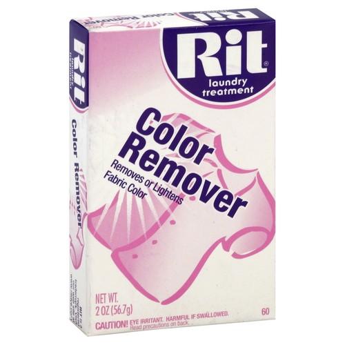 Rit Laundry Treatment, Color Remover 2 oz (56.7 g)