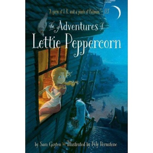 The Adventures of Lettie Peppercorn (Hardcover)