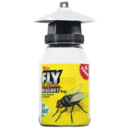 Victor Equipment Victor Fly Magnet Reusable Trap - Quart Size