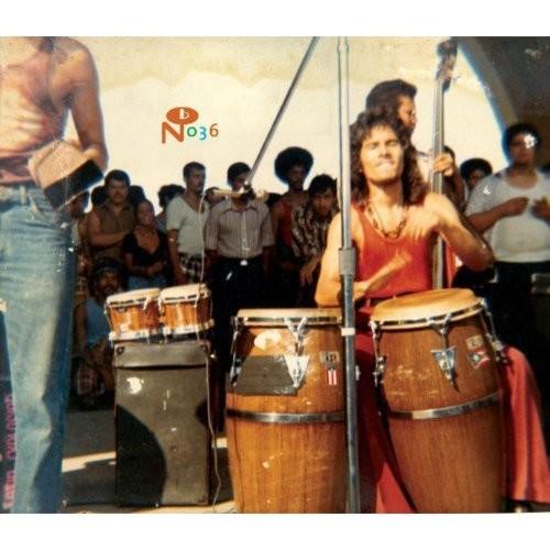 Cult Cargo: Salsa Boricua De Chicago [LP] - VINYL