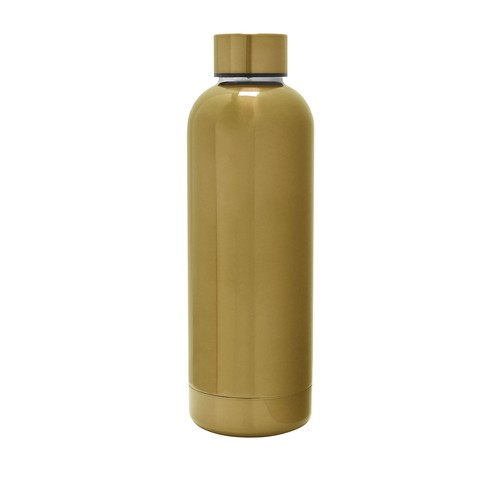 Gold 25 oz. Exquis Rounded Double Wall Bottle