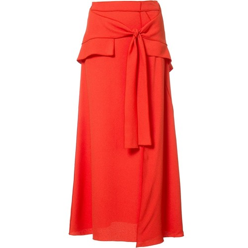 PROENZA SCHOULER Asymmetrical Wrap Skirt