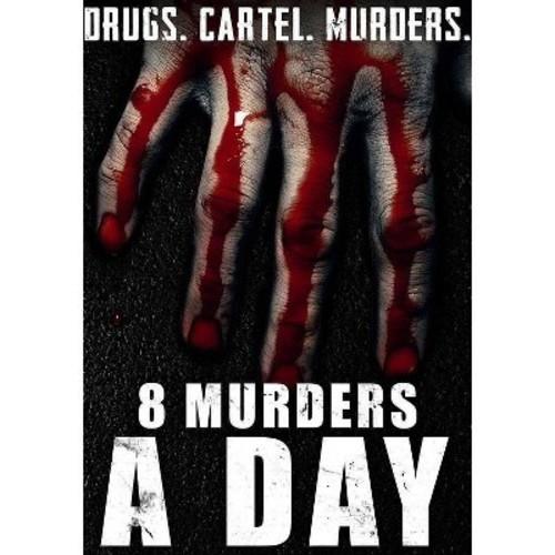 8 Murders A Day (DVD)