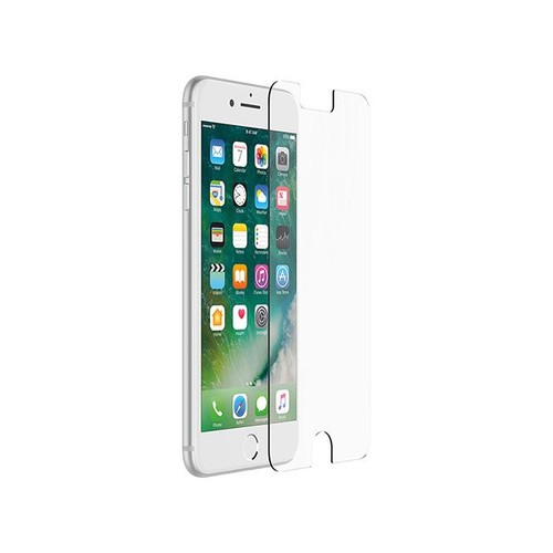 OtterBox Alpha Glass Screen Protector For iPhone 7, Clear, 77-54010