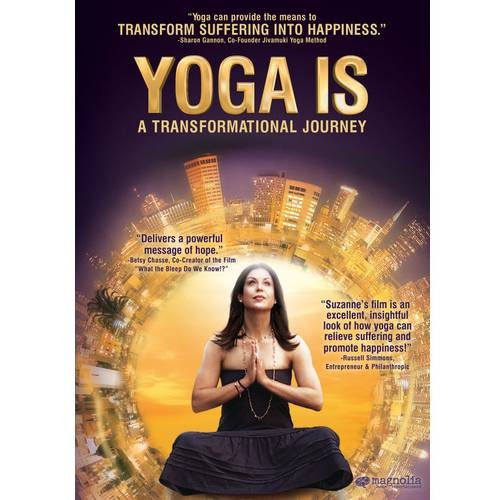 Yoga Is: A Transformational Journey (DVD) (Enhanced Widescreen for 16x9 TV) (Eng) 2011