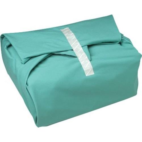 AngelStat Bias Bound Wrappers, Misty Green, Misty Green Stitching, 54