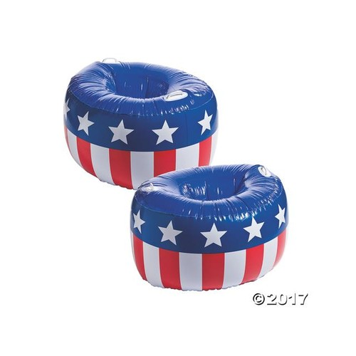 Inflatable Patriotic Body Boppers
