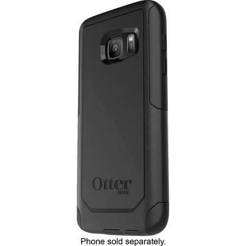 OtterBox - Commuter Series Case for Samsung Galaxy S7 Cell Phones - Black