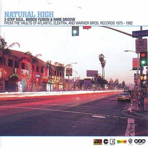 Natural High 1: 2-Step Soul Boogie-Fusion & Rare Groove from the Vaults of Atlantic Elektra & Warner Bros. 1975-1982 [LP] - VINYL