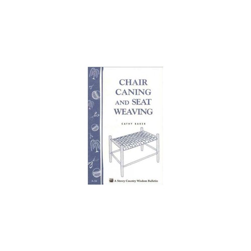 Workman Pub Co Chair Caning
