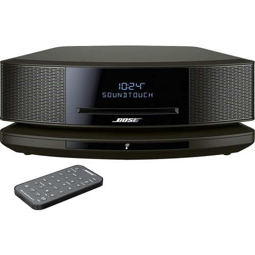 Bose - Wave SoundTouch Music System IV - Black